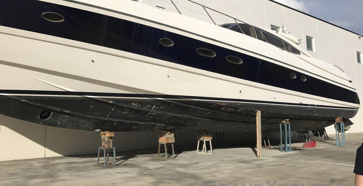 1997 Sunseeker Predator 80 large