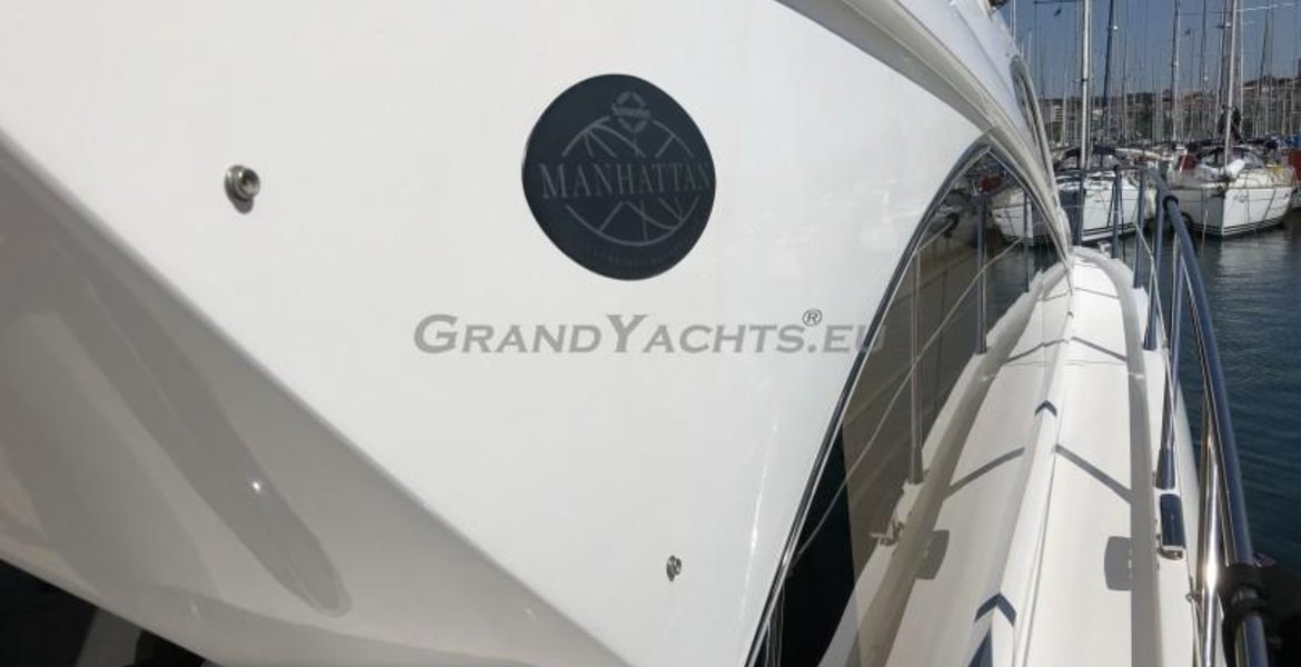 2008 Sunseeker Manhattan 52 large
