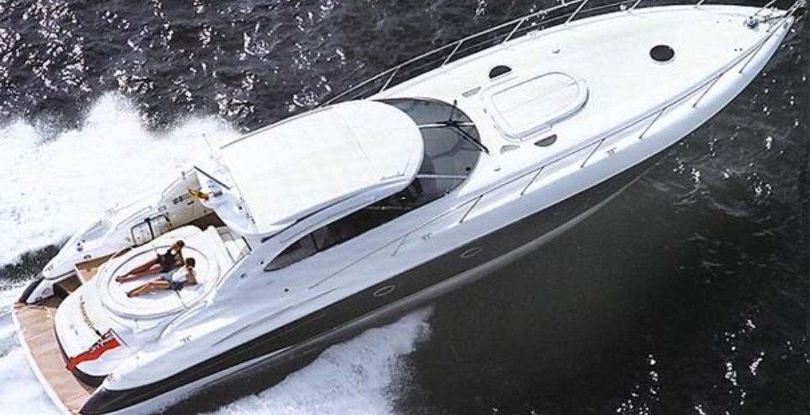 2002 Sunseeker Predator 60 large