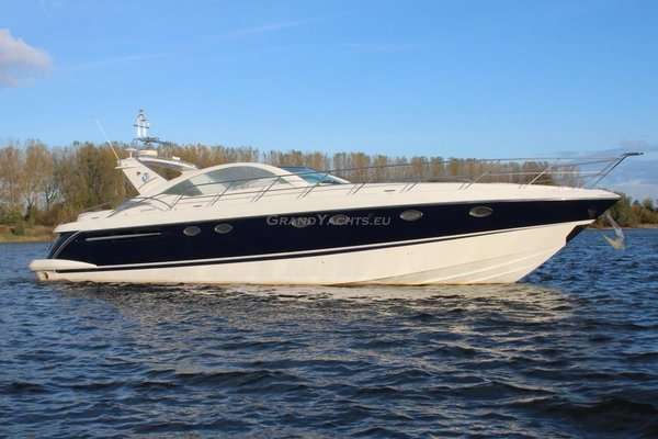 2002 Fairline Targa 52