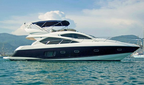 2008 Sunseeker Manhattan 52